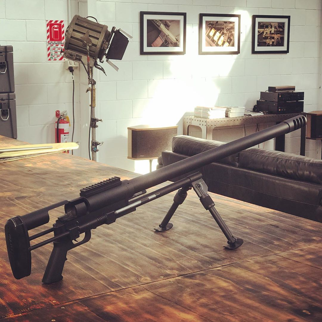 Noreen ULR 50BMG Single Shot