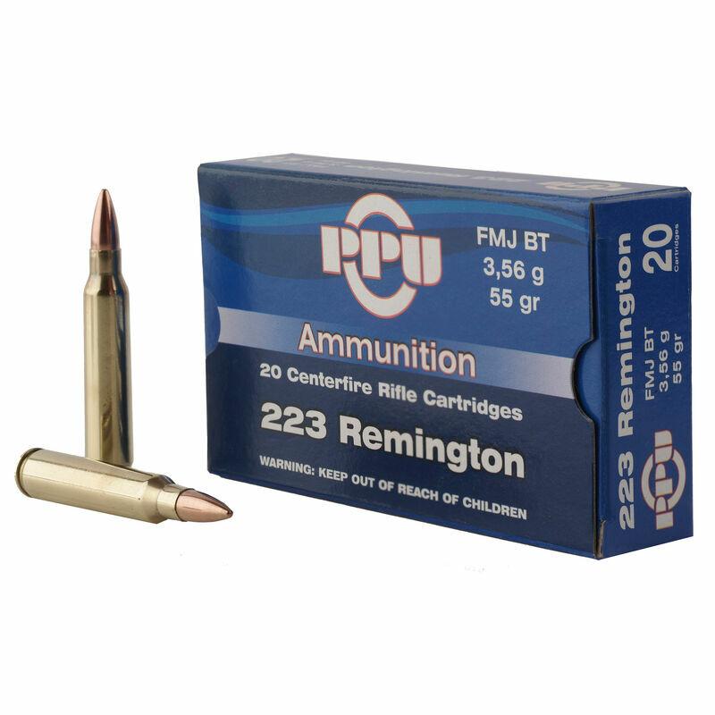 Prvi Partizan 223 Remington 55G SP
