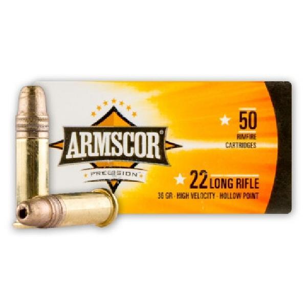 Armscor 22LR 36gr CP HVHP SupExtra 1280fps