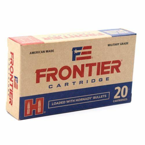 Hornady 223 Rem 55gr SP Frontier