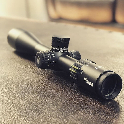 An excellent entry level optic for anyone thinking about getting into long range shooting
