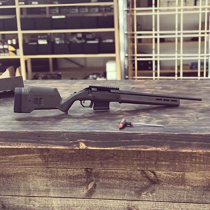 Super simple custom gun build