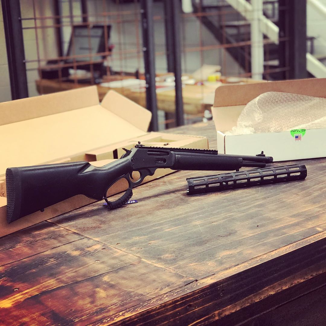 Customise your Marlin Lever Action