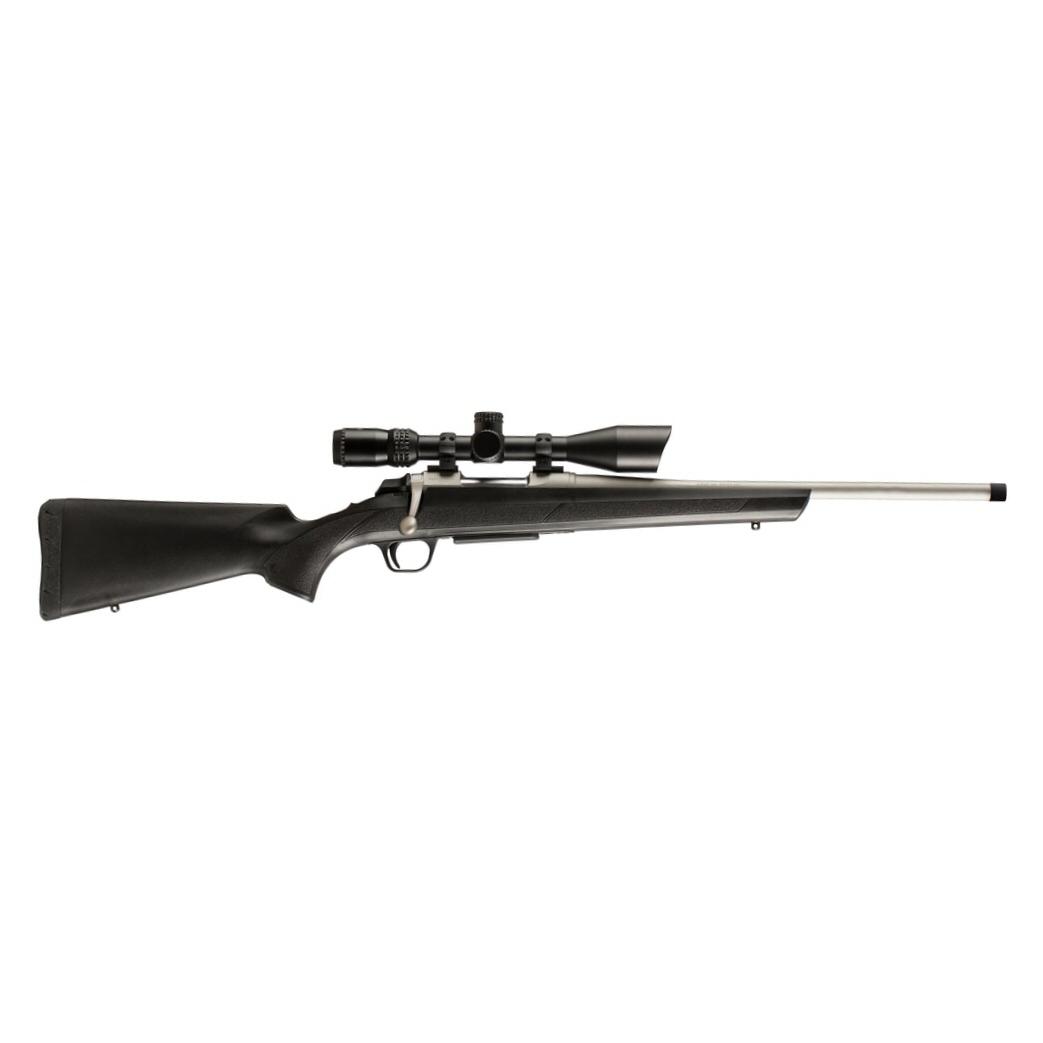 Browning AB3 Cerakote Tungsten Package 7MM-08 17″