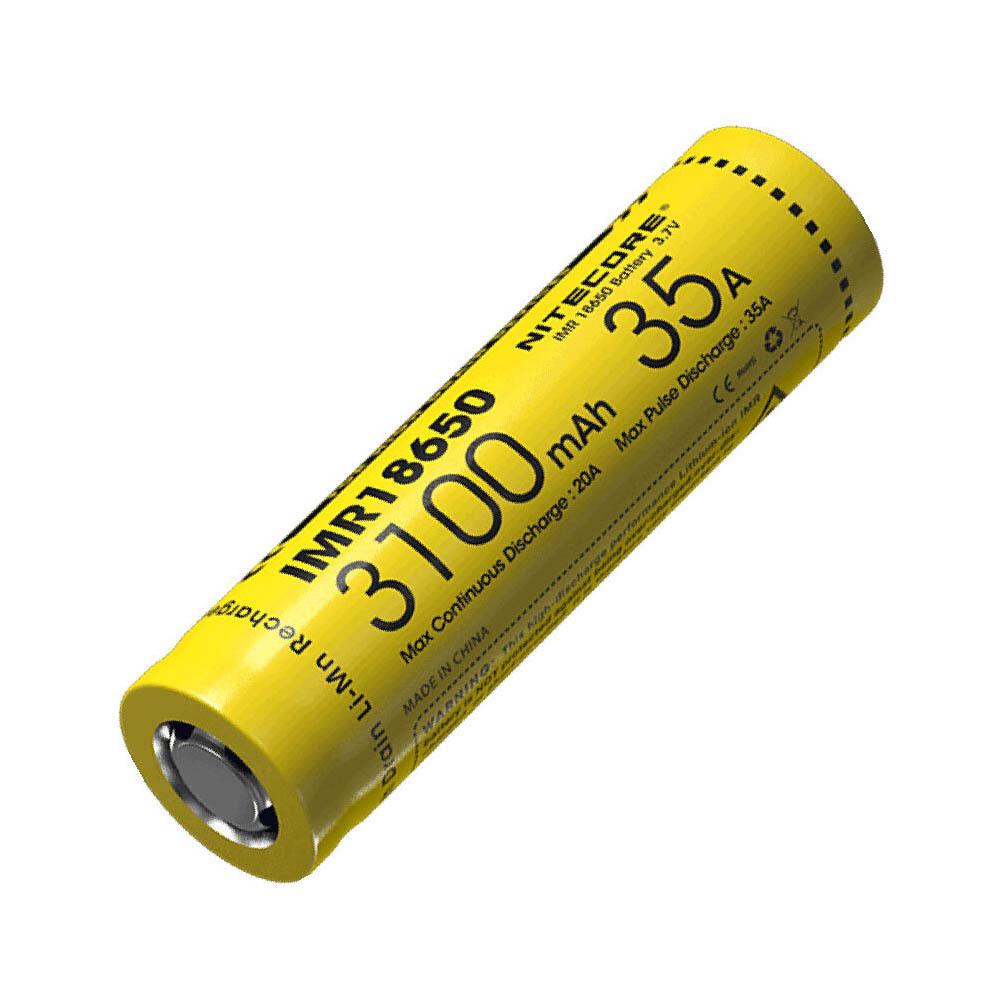 Nitecore IMR18650 3100 Battery