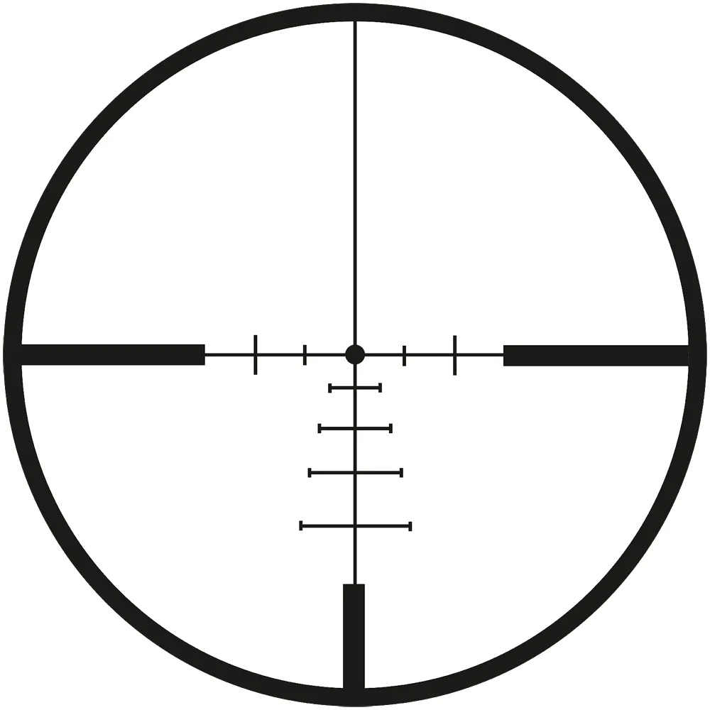 Meopta Optika6 2.5-15×44 BDC 30mm SFP Riflescope