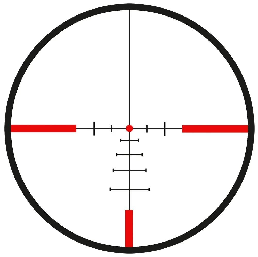 Meopta Optika6 2.5-15×44 DichroTech BDC 30mm SFP Riflescope