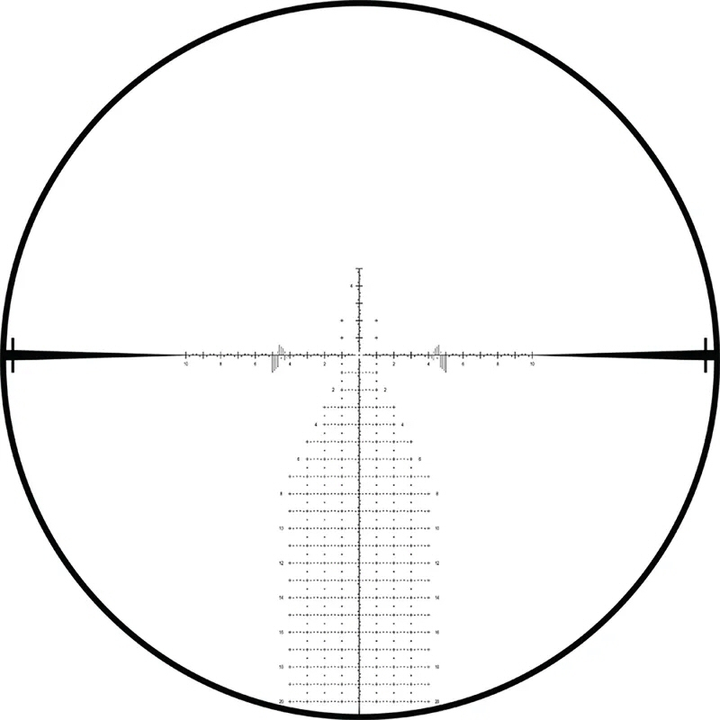 Burris RT-25 5-25×56 SCR2 Mil