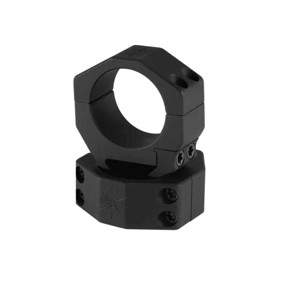 Seekins 30mm .92″ Medium High 4 Cap Screw Scope Rings