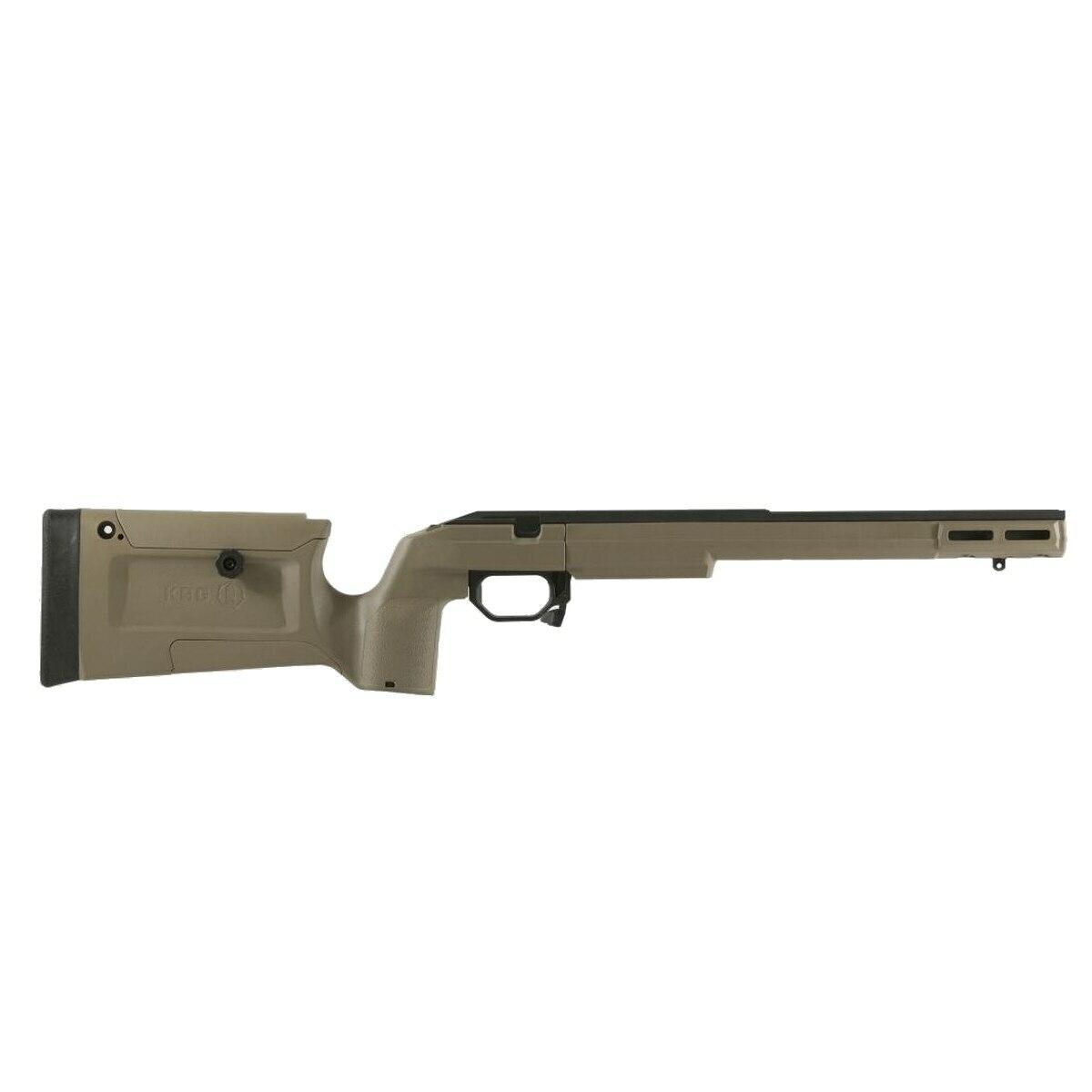 KRG Bravo Rifle Chassis Remington 700 SA FDE
