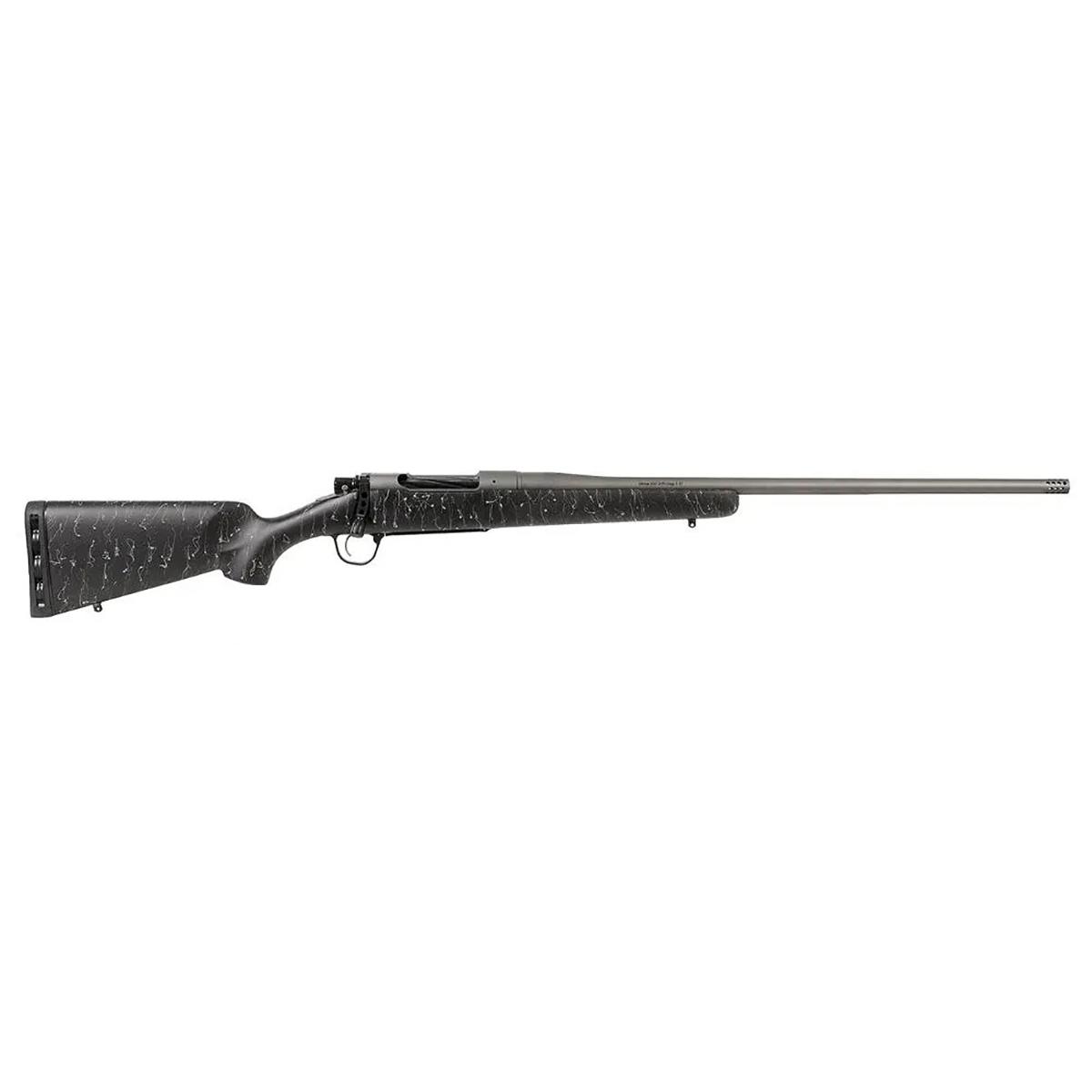 Christensen Arms Mesa 6.5PRC Black Grey Webbing