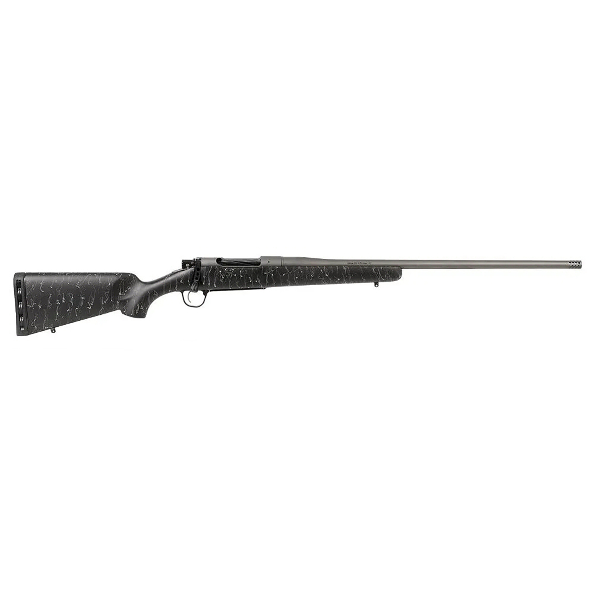 Christensen Arms Mesa 300PRC Black Grey Webbing