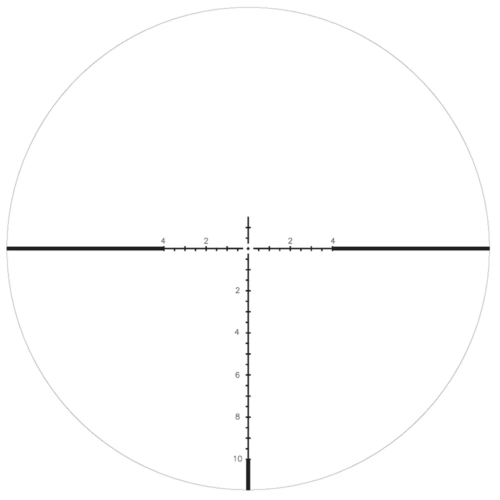 US Optics 3-12×42 FFP MHR Reticle