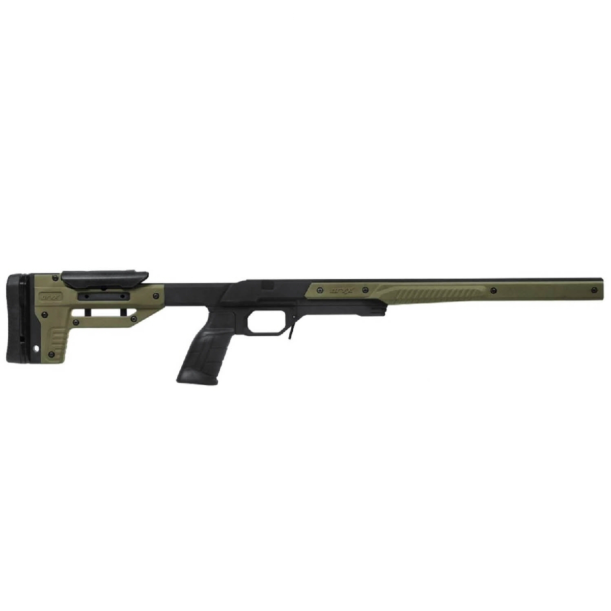 Oryx Chassis for Ruger American Short Action