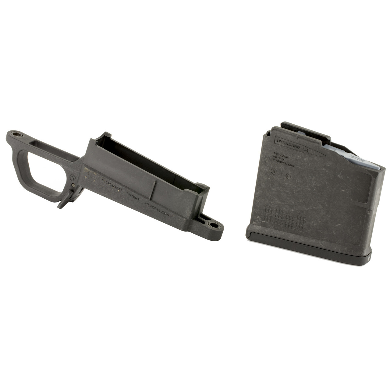 Magpul Bolt Action Magazine Well 700L For Hunter 700L Stock