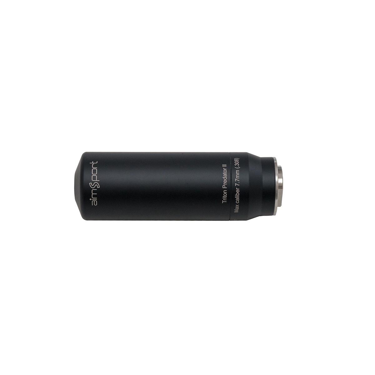 AimSport Triton Predator Muzzle Forward Suppressor 7.7mm 5/8×24