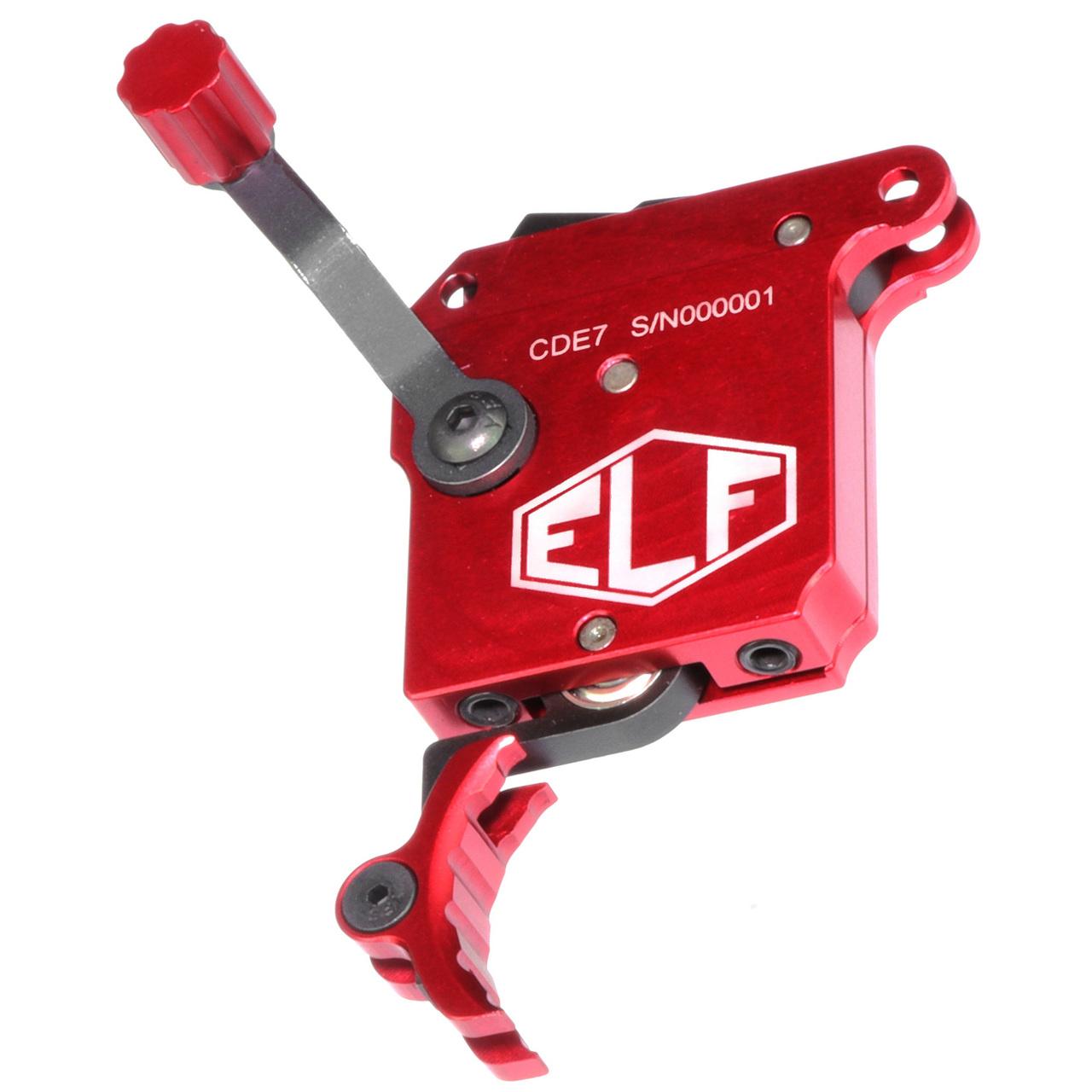 Elftmann Remington 700 Trigger with Bolt Release Red