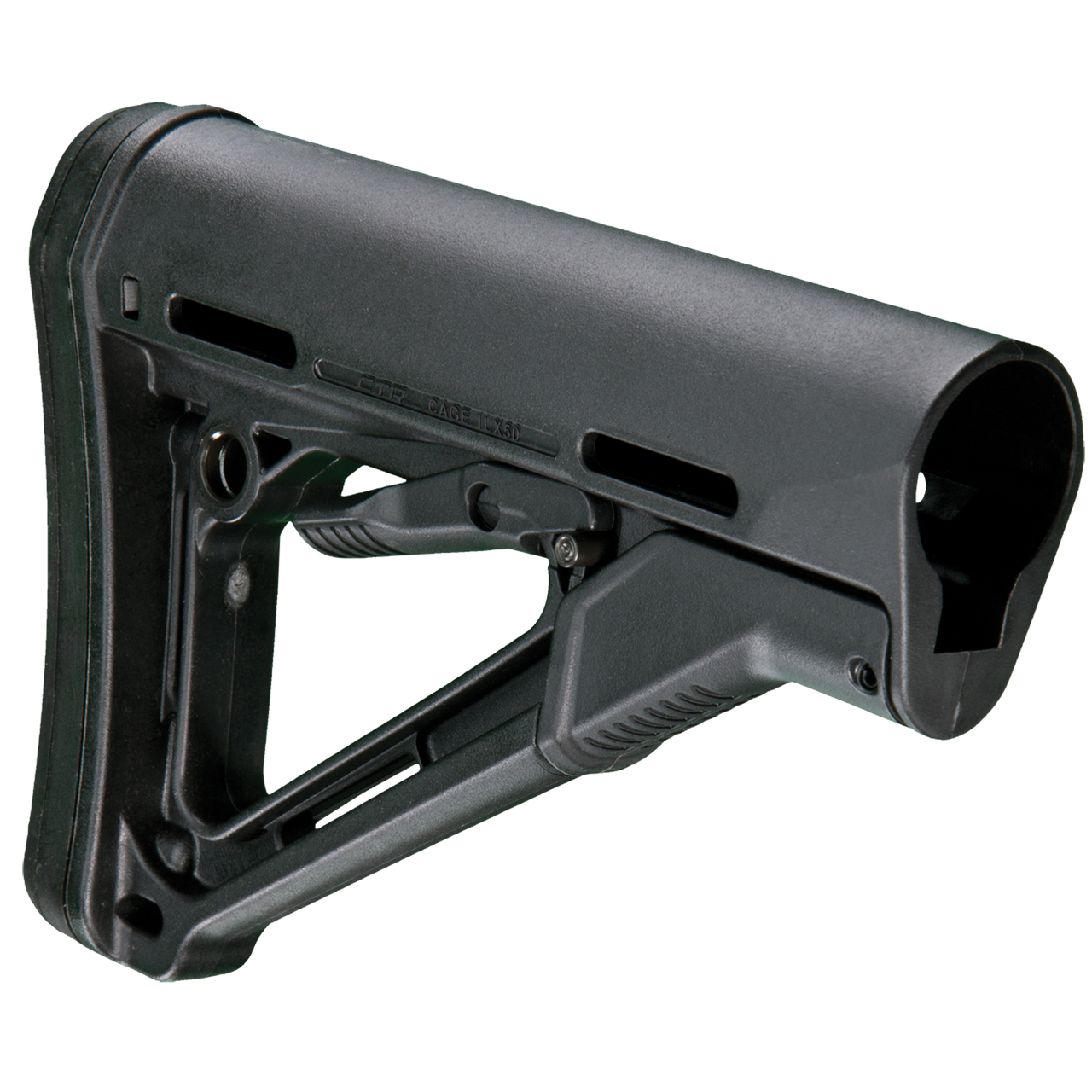 Magpul CTR Carbine Stock Mil-Spec Black
