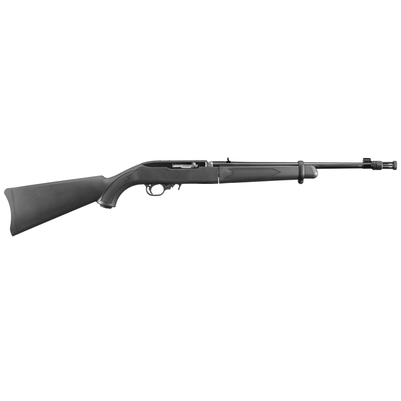 Ruger 10/22 Takedown Semi-automatic Rifle 22 LR Black