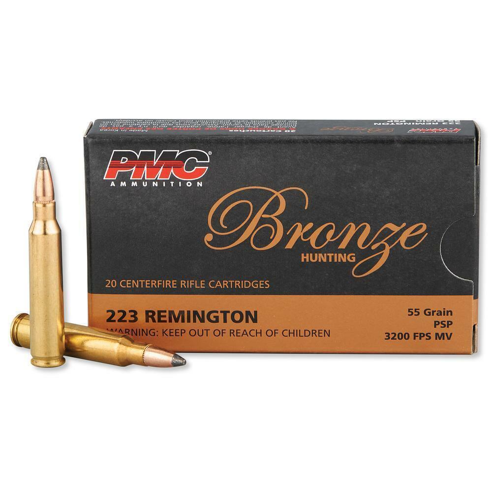 PMC 223 Remington 55G SP