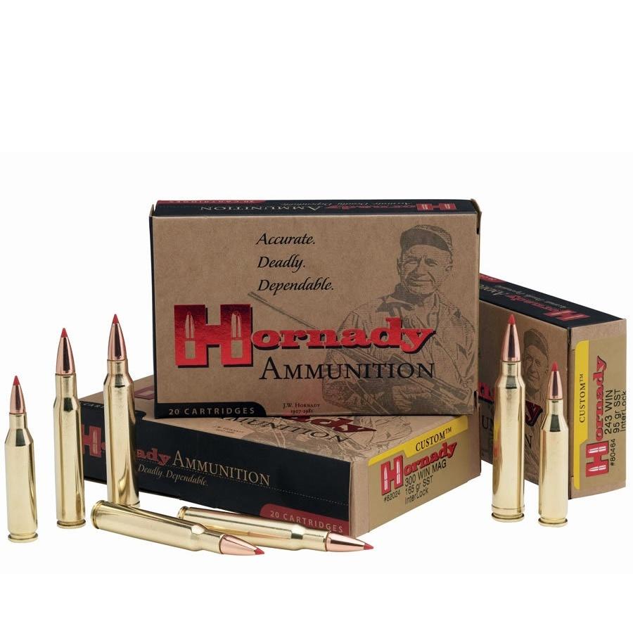 Hornady 300 Blackout 135gr FTX Custom Rifle