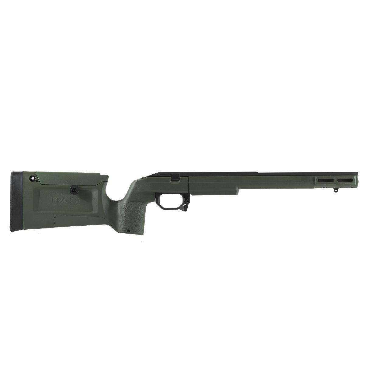 KRG Bravo Rifle Chassis Tikka T1X Rimfire Sako Green