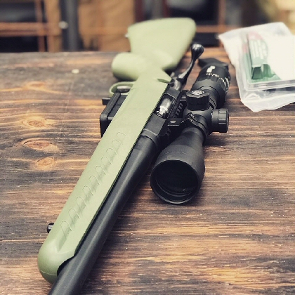 """The Ruger American Predator 308 AI Magazine 18"""" is a great alternative to the Ranch Rifle"""