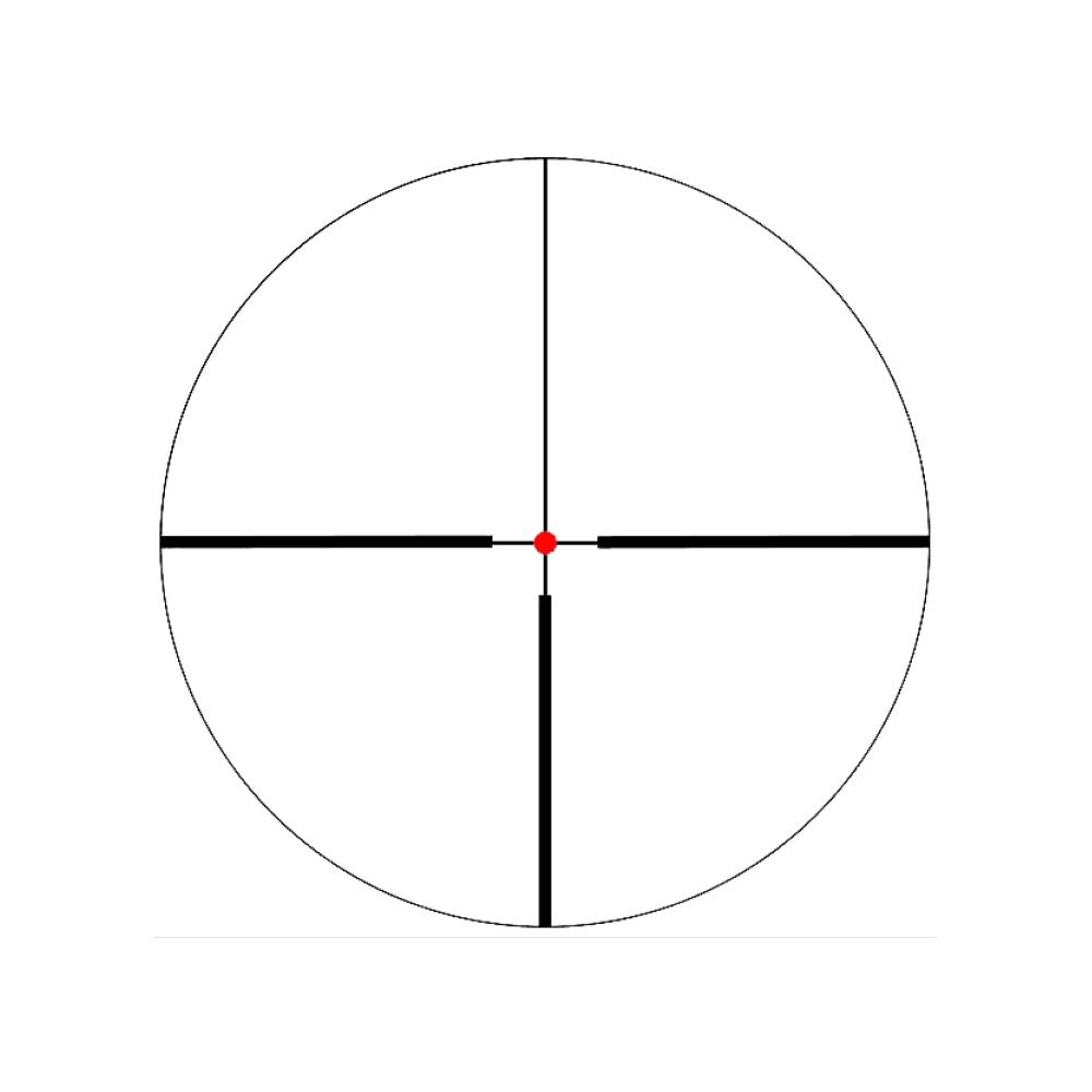 Nikko Stirling Metor 2.5-10×50