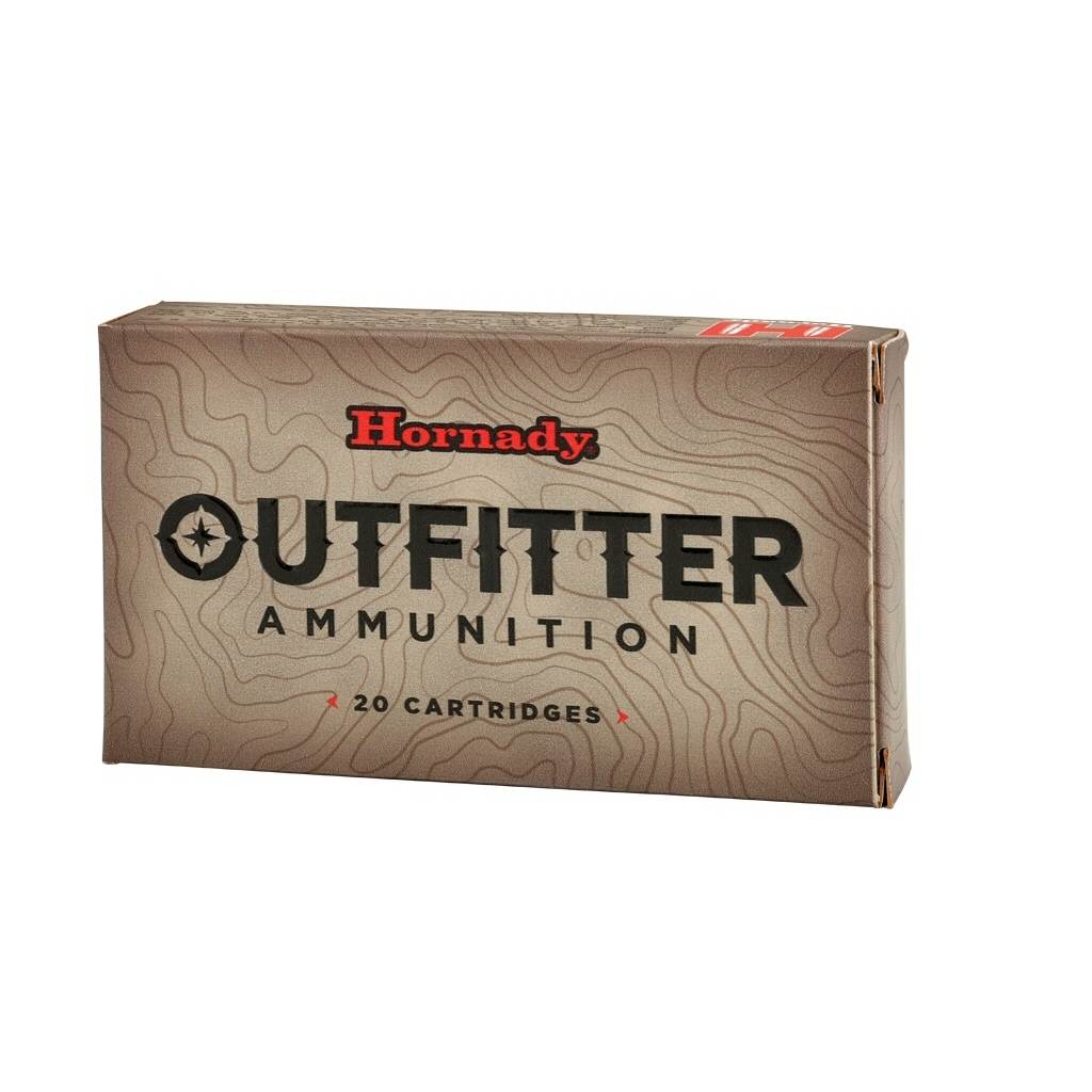 Hornady 300 Win Mag 180gr GMX Outfitter