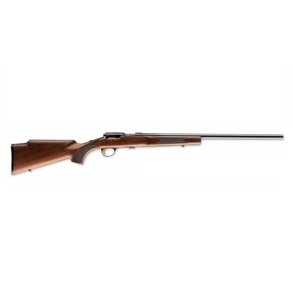 Browning T Bolt Varmint Walnut 17HMR Left Hand