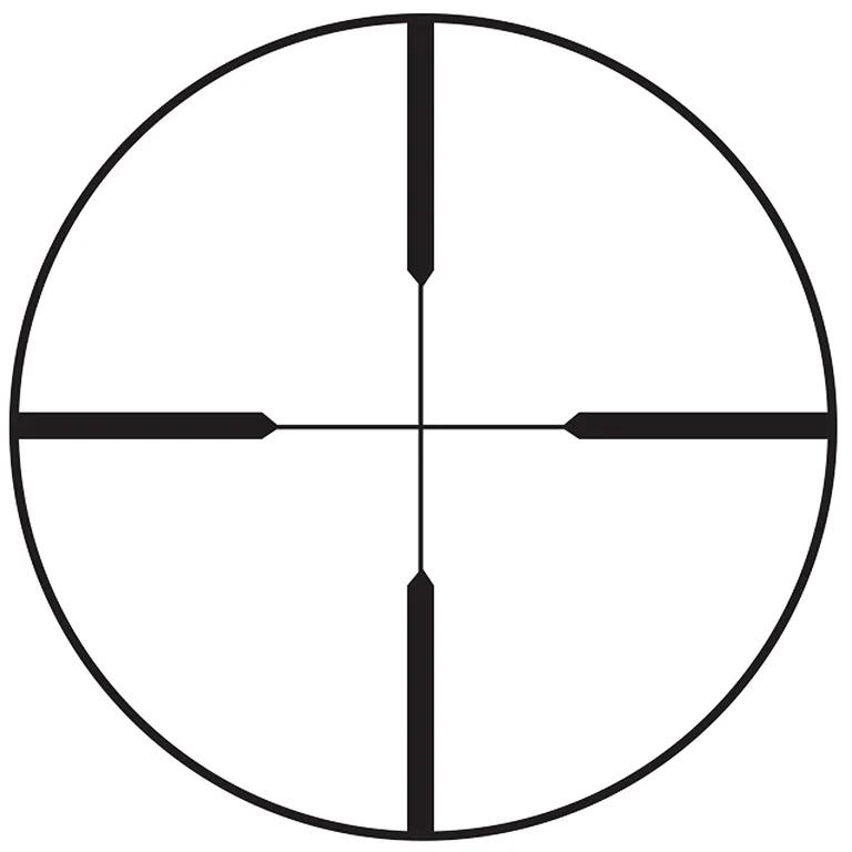 Burris Fullfield IV 2.5-10x42 Plex