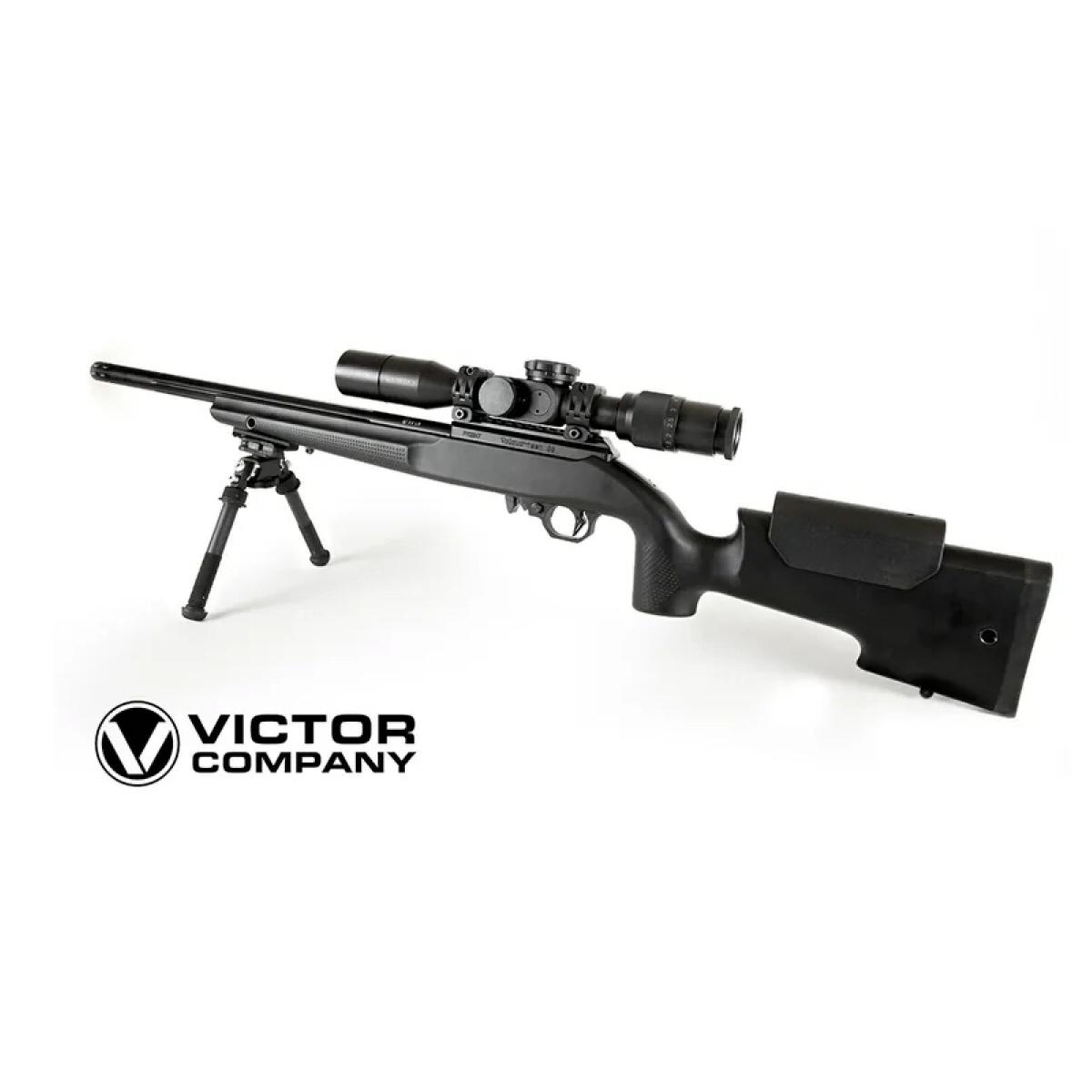 Victor Company Titan 10/22 Rifle Stock Black