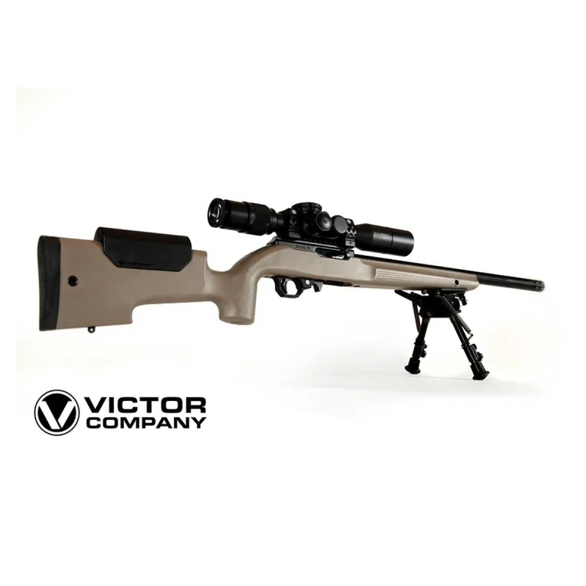 Victor Company Titan 10/22 Rifle Stock FDE