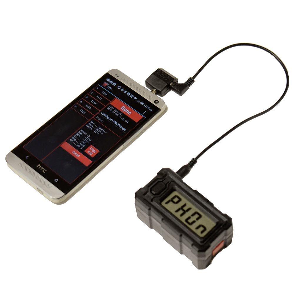 MagnetoSpeed XFR Adapter