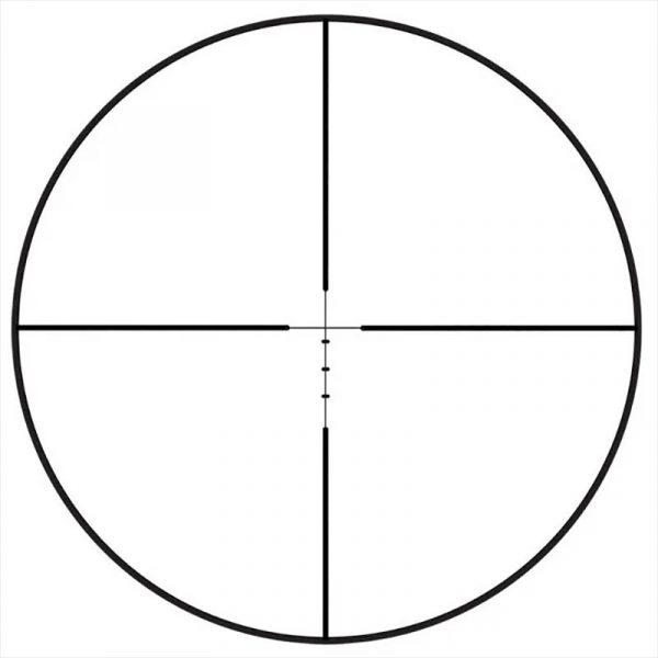 Burris Balistic Plex Reticle