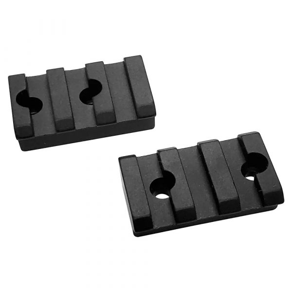 Talley Two-Piece Picatinny Base for Remington 700
