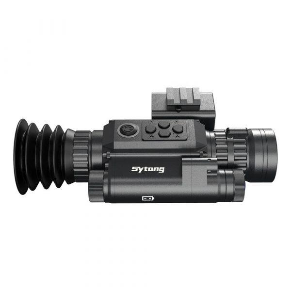 Sytong HT-60 6.5x-13x Laser Range Finder Digital Night Vision Rifle Scope